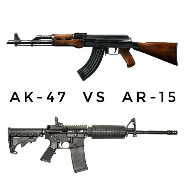 The Great Debate AK47 vs AR15