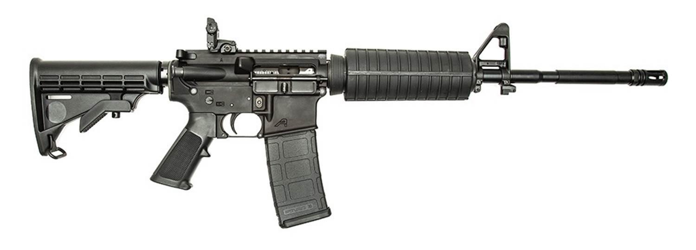 Classic AR-15 Rifle