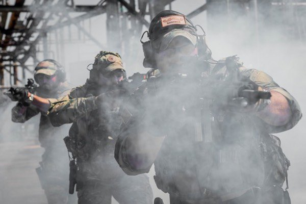 Close Quarters Combat Review Of Government Training Institute