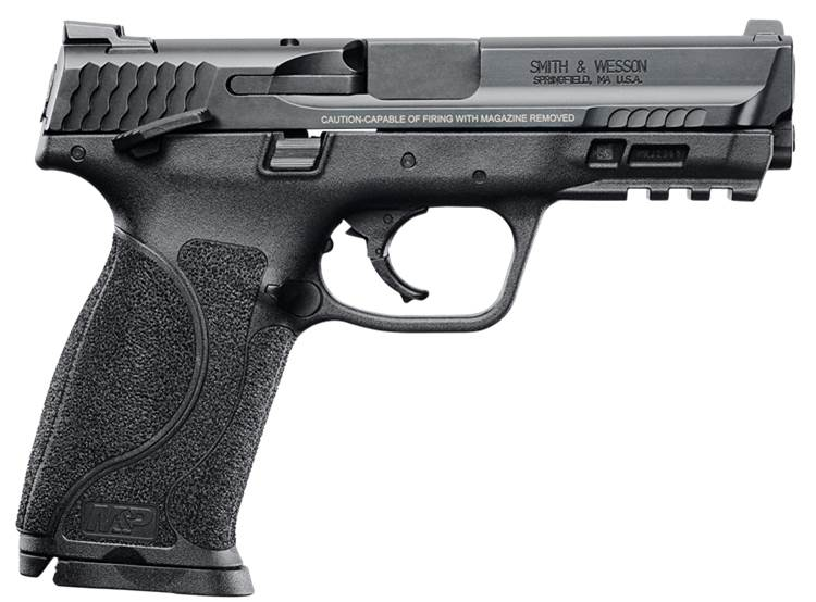 Smith and Wesson M&P 9 2.0