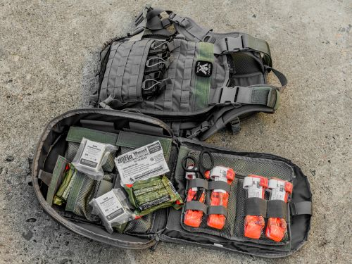 Generation III Wraith Tactical CARR Pack in Stealth Gray