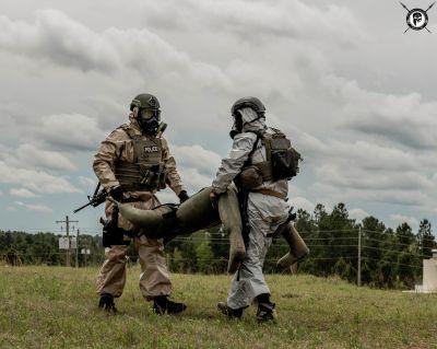 Custom SWAT Training Course
