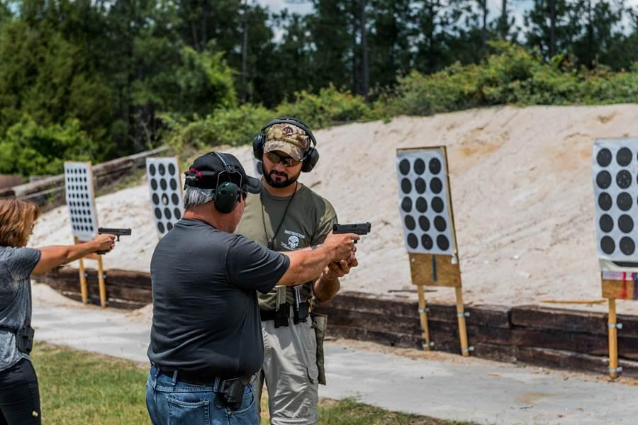 Gunfighter Training Pistol Phase 1