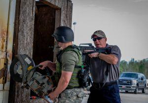 Dennis O'Connor Teaching SWAT