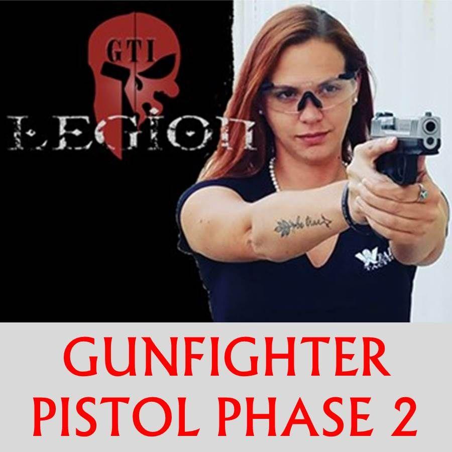 Gunfighter Pistol Phase 2