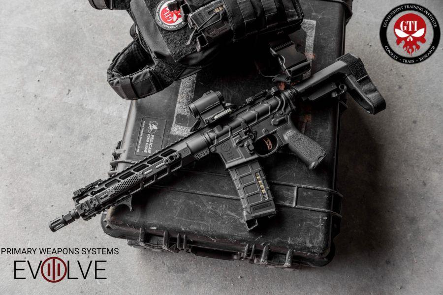 PWS MK111 MOD 2-M AR Pistol