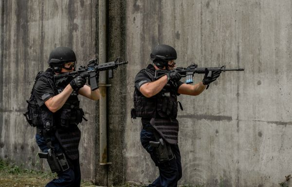 Government Training Institute Tactical Movement Outside of Target Site TMOTS