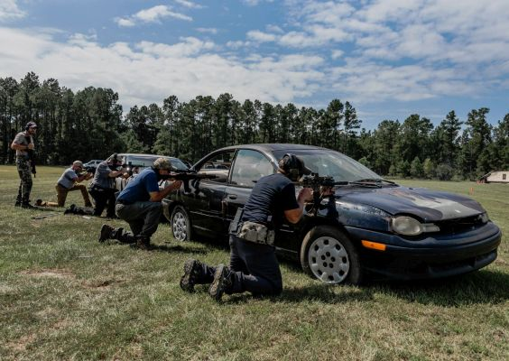 GTI Legion Defensive Vehicle Tactics (DVT)