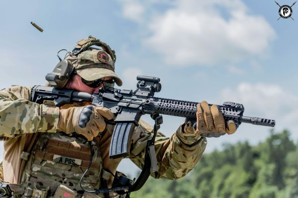 The Aimpoint Comp Comp M5 in Action