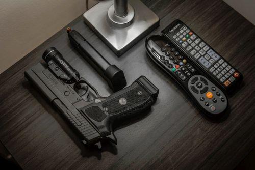 Firearm for Home Defense