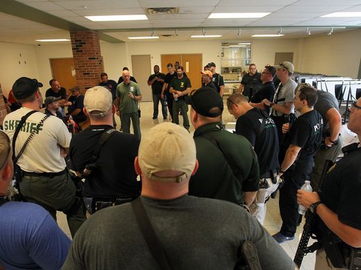Post Active Shooter Training Iowa City Iowa