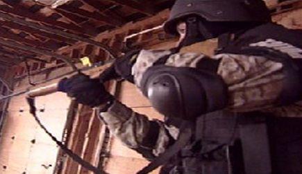 SWAT Training with Sunnyside WA
