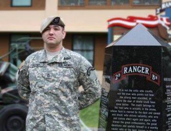 Sgt. 1st Class Leroy A. Petry