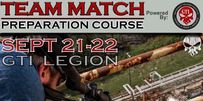 Guardian Team Match Preparation Course