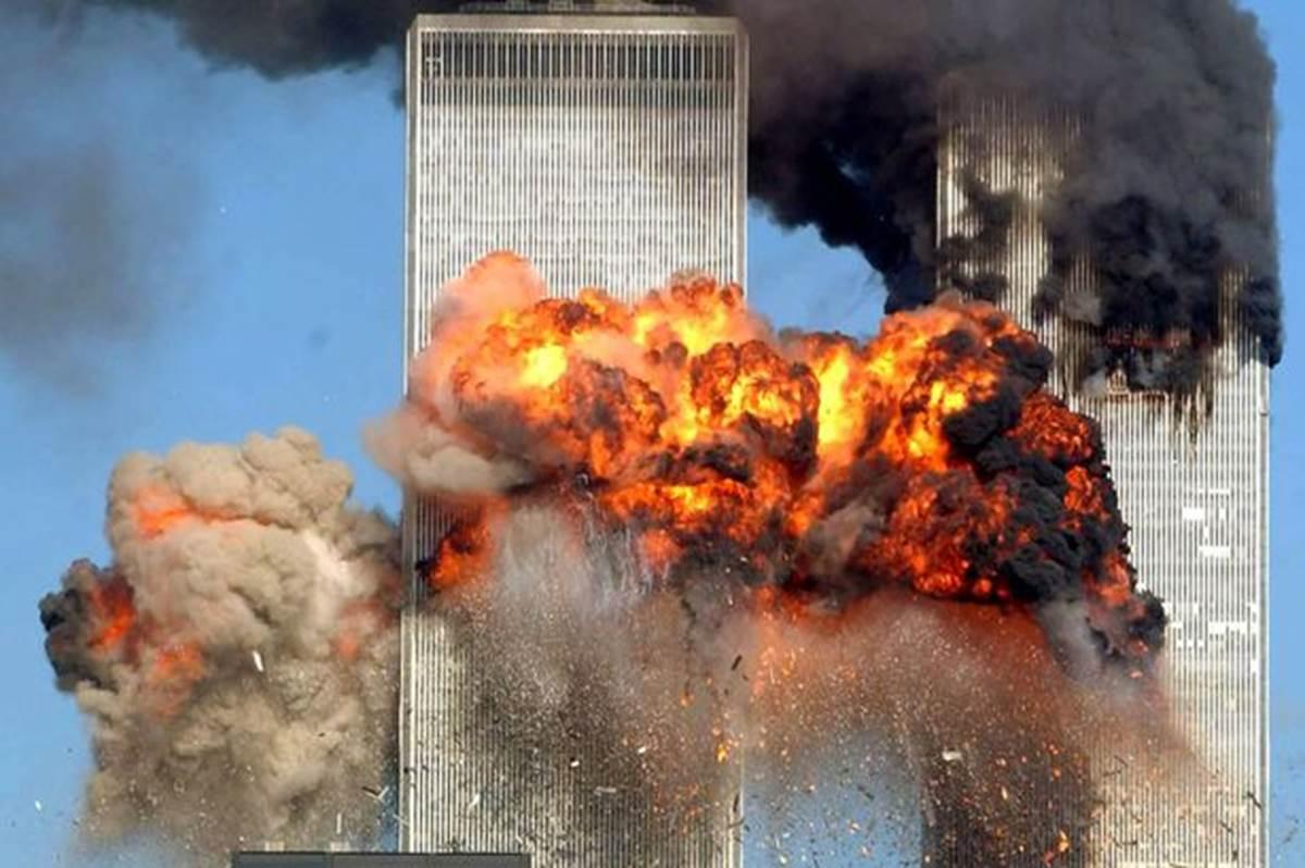 World Trade Center September 11th, 2001