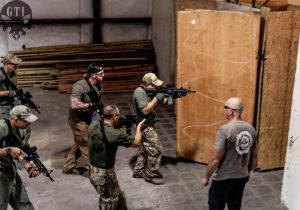 CQB Room Clearing