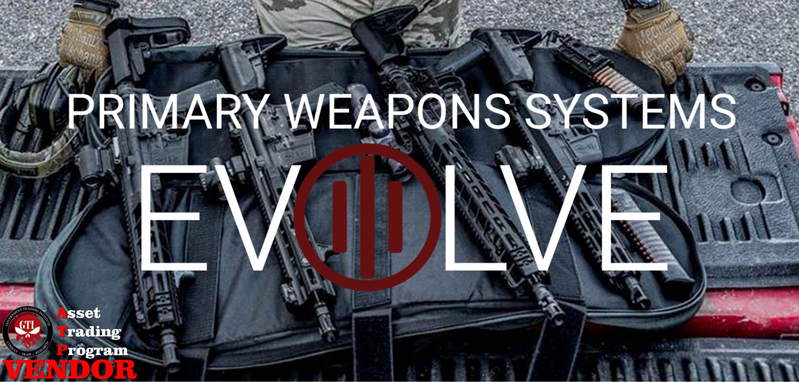Primary Weapons Systems PWS