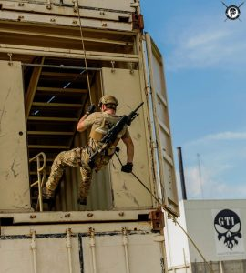 Type II Advanced SWAT Rappel Training