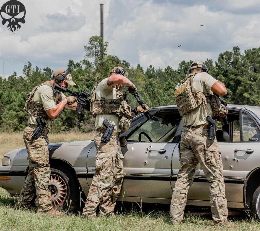 Vehicle Assaults Training