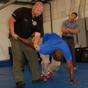 Scott Usry Defensive Tactics Instructor