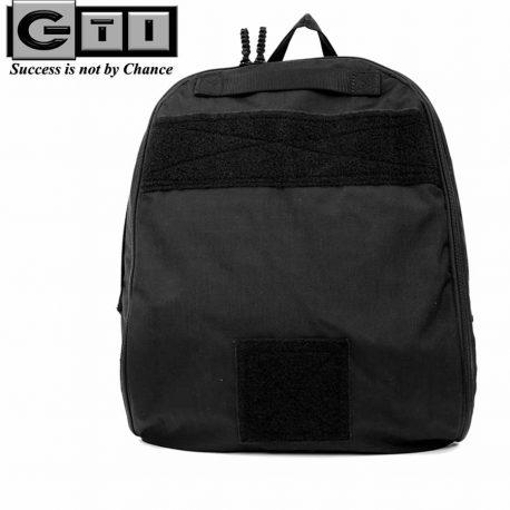 CARR Pack GEN 3 Utility Bag Large Black Closed Front