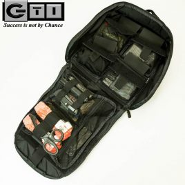 CARR Pack GEN 3 Utility Bag Large Black With Contents