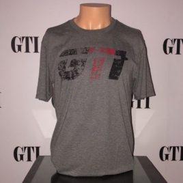 Tee Tri-Blend Gray GTI Bullet