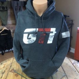 GTI Hoodie Dark Heather