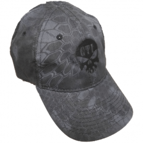 GTI Kryptek Hat Typhon Black