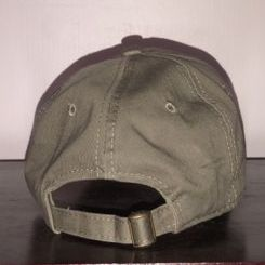 GTI NEST Hat Green Back