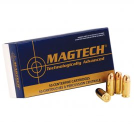 Magtech 40 Smith & Wesson 180 Grain FMJ – $400 Case of 1000