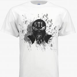 Tee CBRNE and Skull Logos