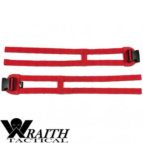 Wraith Tactical CARR Pack Cummerbund Red