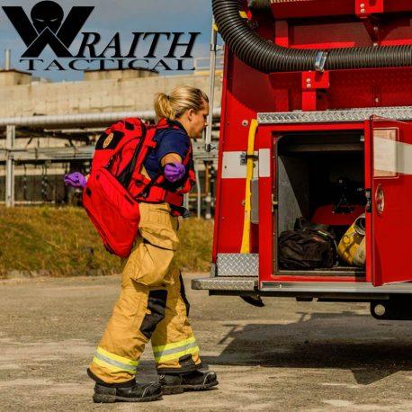 Wraith Tactical CARR Pack Gen 2 Red Firetruck 1