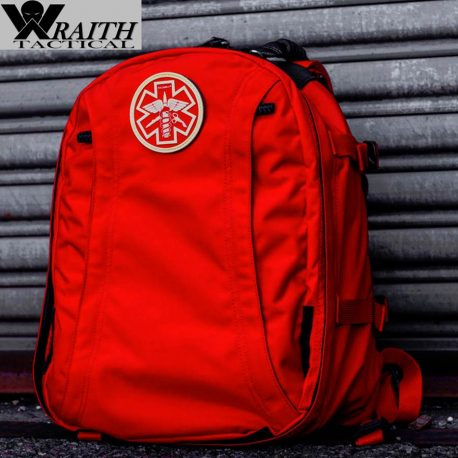 Wraith Tactical CARR Pack Gen 2 Red Rear Closed