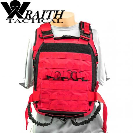 Wraith-Tactical-CARR-Pack-Gen-2-Red-With-Bungee-Straps-3.jpg