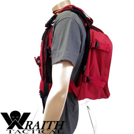 Wraith Tactical CARR Pack Red LS 1