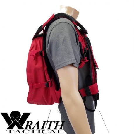 Wraith Tactical CARR Pack Red RS 1