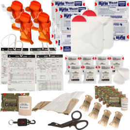 CARR Pack Utility Bag Medical Fill Kits