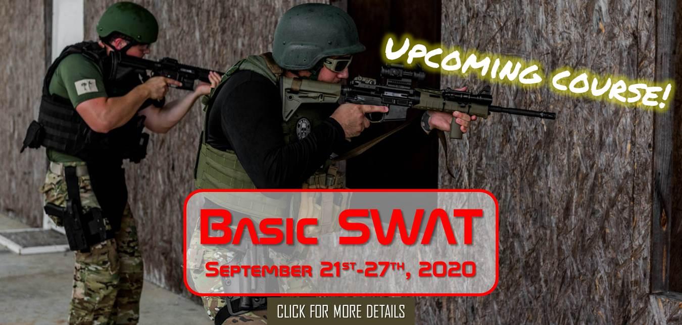 Basic SWAT September 21st-27th, 2020