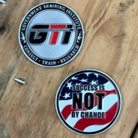 Challenge Coin GTI Success
