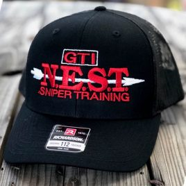 Hat-Nest-Red-Black-Front