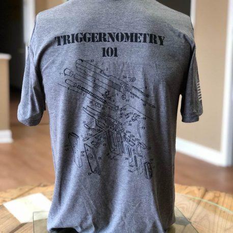 Shirt Triggernometry Back