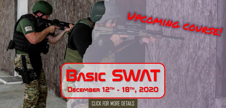 Basic SWAT December 12th-18th, 2020