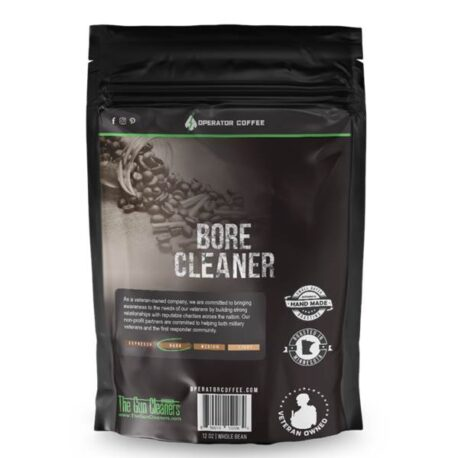 Operator Coffee Bore Cleaner B