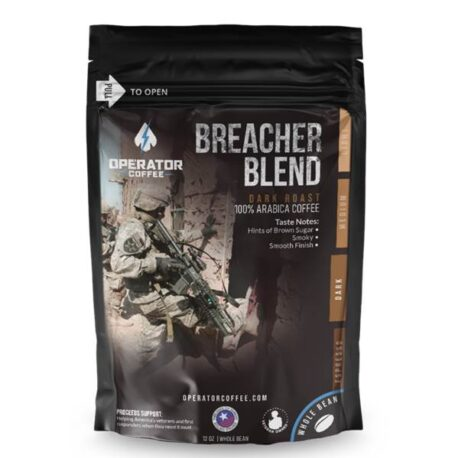 Operator Coffee Breacher Blend WB