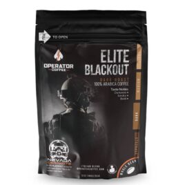 Operator Coffee - Elite Blackout
