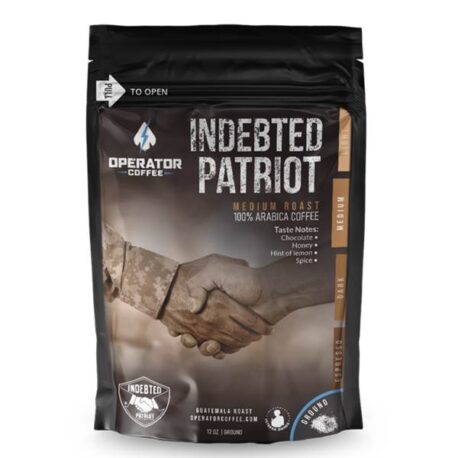 Operator Coffee Indebted Patriot G