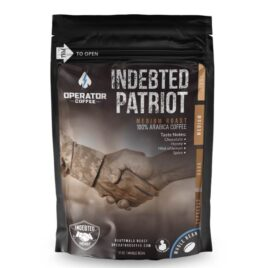 Operator Coffee Indebted Patriot WB