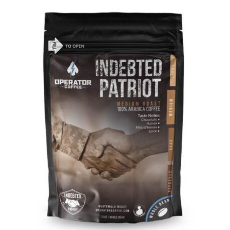 Operator Coffee - Indebted Patriot